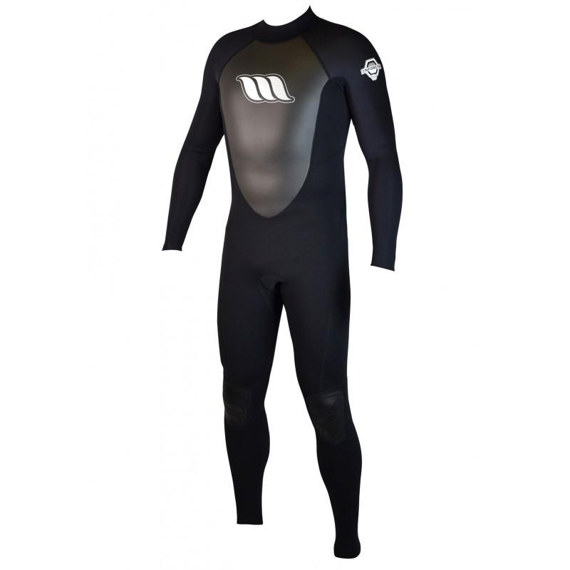 Combinaison de surf WEST Enforcer 4/3mm back zip