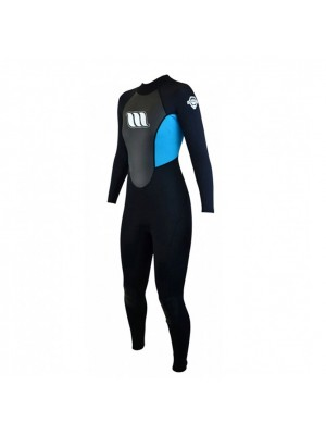 Combinaison de surf Femme - WEST Enforcer Lady back zip - 3/2mm