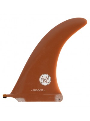 Dérive Longboard Single Fin ALMOND Joy Fin 10' (Us Box)