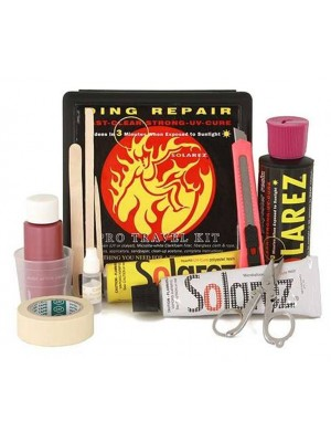 Pro Travel Kit Solarez Polyester