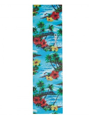 "Grip de Skateboard OBFIVE Flamingo (33"" x 9"")"