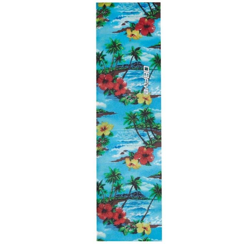 "Grip de Skateboard OBFIVE Flamingo (33"" x 9"")"