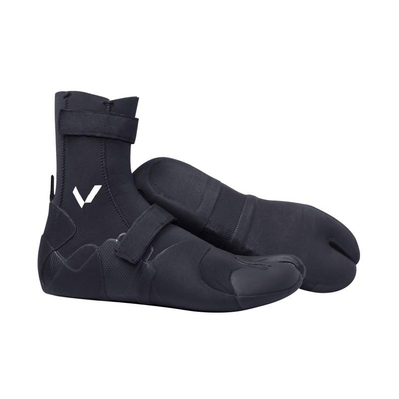 Chaussons d'hiver Surf VOLTE split toe high boots 5mm
