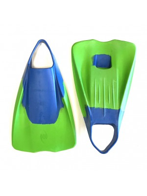 POD - PF1 - Palmes Bodyboard - Blue / Lime