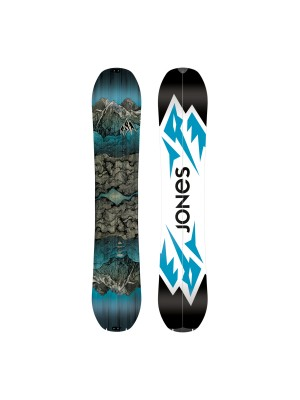 Splitboard JONES Mountain Twin Split 2019 - 161cm Wide