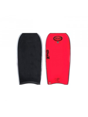 BSD Bodyboard - Retro - Black / Orange - 43