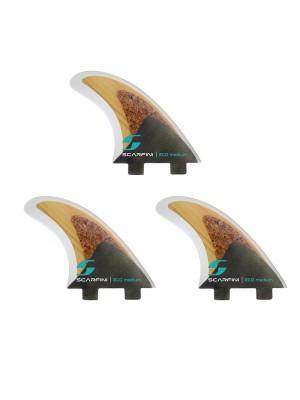 Set de 3 dérives SCARFINI HX2 ECO Series (taille M) (FCS)