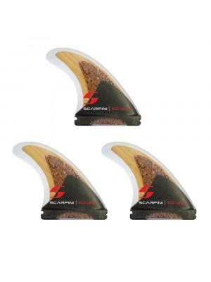Set de 3 dérives SCARFINI FX3 ECO Series (taille L) (Future)