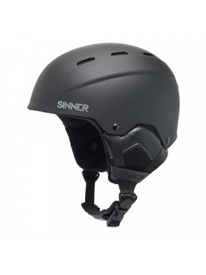 Sinner - Casque ski / snowboard TYPHOON - Black Matte